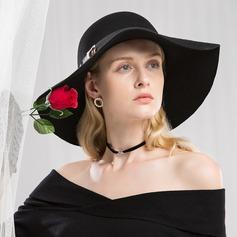 Dames Mooi/Mode/Elegant/Nice Wol Slappe Hat