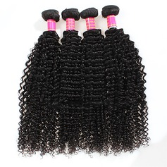 7A Primary cutting Kinky Curly Human Hair Human Hair Weave (Sold in a single piece) 100g