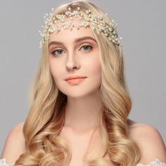 Filles Style Classique Alliage/De faux pearl Bandeaux