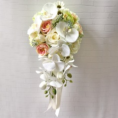 Cascade Bridal Bouquets (Sold in a single piece) -