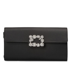 Elegant/Pretty/Attractive Silk Clutches