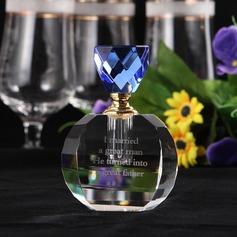Personalizado Vidro Frasco de perfume