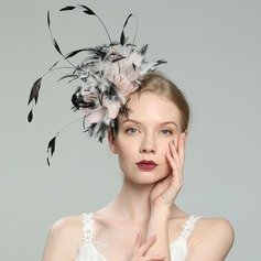 Ladies ' Glamourøse/Elegant/Fancy Fjer med Fjer Fascinators/Kentucky Derby Hatte