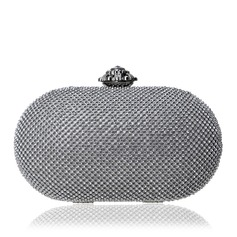 Elegant Beading Clutches/Satchel (012143895)