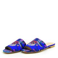 Kvinder Majsklid Flad Hæl sandaler Fladsko Tøfler med Andre sko