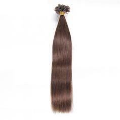 4A Nicht remy Gerade Menschliches Haar Tape in Haarverlängerungen 100 Stränge pro Packung 50g