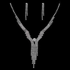 Nádherný Slitina/Krystal Ladies ' Sady šperků