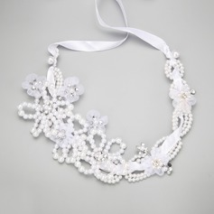 Beautiful Alloy/Rhinestones/Imitation Pearls Ladies' Necklaces