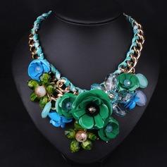 Mode Legering Resin Damer' Mode Halsband