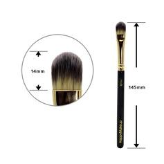 Konstgjord Fiber/Naturlig Gethår Makeup Tillbehör