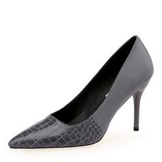 Naisten Mokkanahka Piikkikorko Avokkaat Suljettu toe kengät