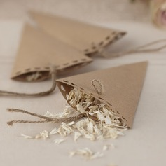 Card Paper/Linen Favor Bags/Favor Boxes & Containers/Cupcake Boxes (Set of 6)