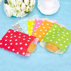 Polka Dots Pattern Favor Bags (Set of 25)