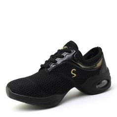 Unisex Malla Zapatillas Estilo Moderno Zapatillas Entrenamiento Zapatos de danza
