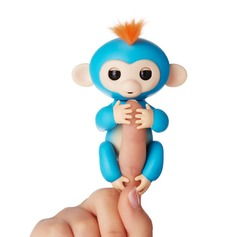 Mini Finger-tip Monkey Smart Electric Touch Motion Monkey Kids Toys Acrylic/Polyester