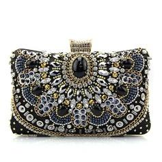 Mode Satijn/Tal / Strass Koppelingen/Fashion Handbags