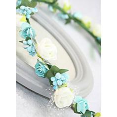Pe mit Blume Blumen-Stirnband