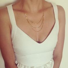 классический сплав Женщины ожерелья