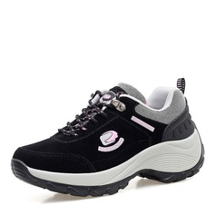 Femmes daim avec Dentelle Baskets & Chaussures de sport