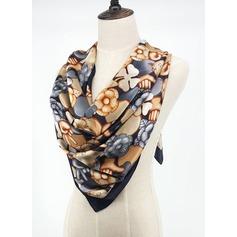 Bloemen Plein/te groot Sjaal