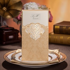 Personlig klassisk stil Wrap & Pocket Invitation Cards (Sats om 50)