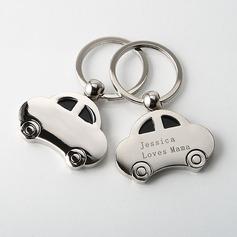 personnalisé Design de voiture En alliage de zinc Portes-clés  (051028897)