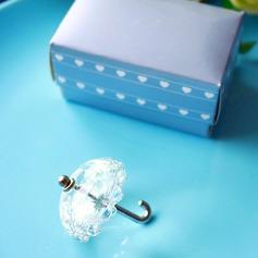 Kristal met Linten (Verkocht in één stuk)
