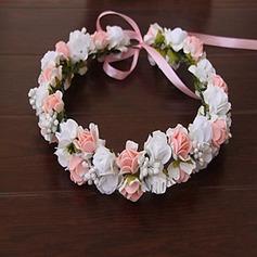 Pe med Blomst Flower Headband (198203032)