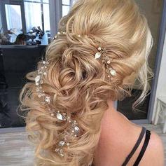 Abbigliamento donna Nizza lega Pettine & clip di capelli con Perla Veneziano (Venduto in un unico pezzo)