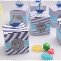 Cubic Favor Boxes (Set of 12)
