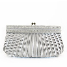 Elegant Imitation Pearl Clutches/Wristlets
