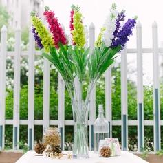 Romântico Cetim Decorações/Flores da Tabela do Casamento