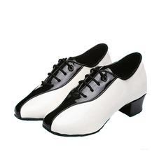 Men's Sneakers Modern Jazz Sneakers Salsa Dance Shoes