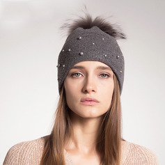 Ladies' Beautiful/Classic/Elegant Wool Beanie/Slouchy