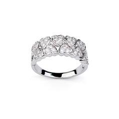 Vackra Och Legering Damer' Ringar