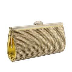 Elegant Sparkling Glitter Clutches/Luxury Clutches