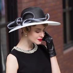 Damene ' Iøynefallende Polyester Diskett Hatt