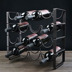 Stainless Steel/Plating Bottle Holder / Wine Rack