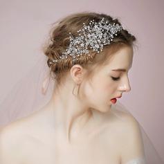 Damer Vakkert Crystal Pannebånd med Crystal