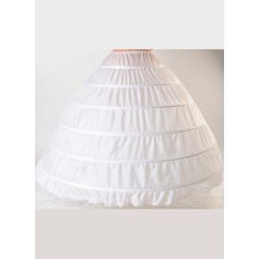Women Cloth 1 Tiers Petticoats (037192675)