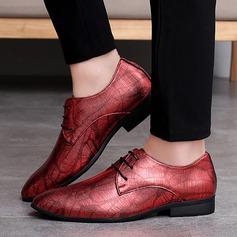 Mannen Kunstleer Vastrijgen Casual Kleding schoenen Klassieke schoenen voor heren