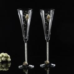 Style Classique Flûtes à champagne (Lot De 2)