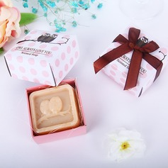 """Love Bird"" Soaps With Ribbons (Set of 20)"