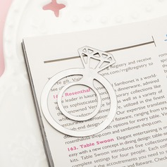 """With this Ring"" Metal Bookmarks"