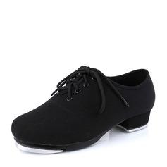 Unisexe Toile Chaussures plates Claquettes Chaussures de danse