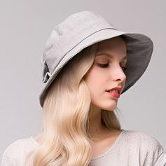 Signore Elegante Cotone Beach / Sun Cappelli