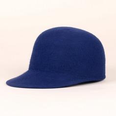 Unisex Moda Madera Boina Sombrero