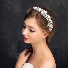 Ladies Glamourous Rhinestone/Alloy Headbands