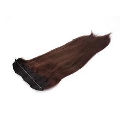 4A Nicht remy Gerade Menschliches Haar Tape in Haarverlängerungen (Einzelstück verkauft) 100g