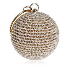 Charme Cristal / Strass/PU Pochettes/Meilleurs sac à main